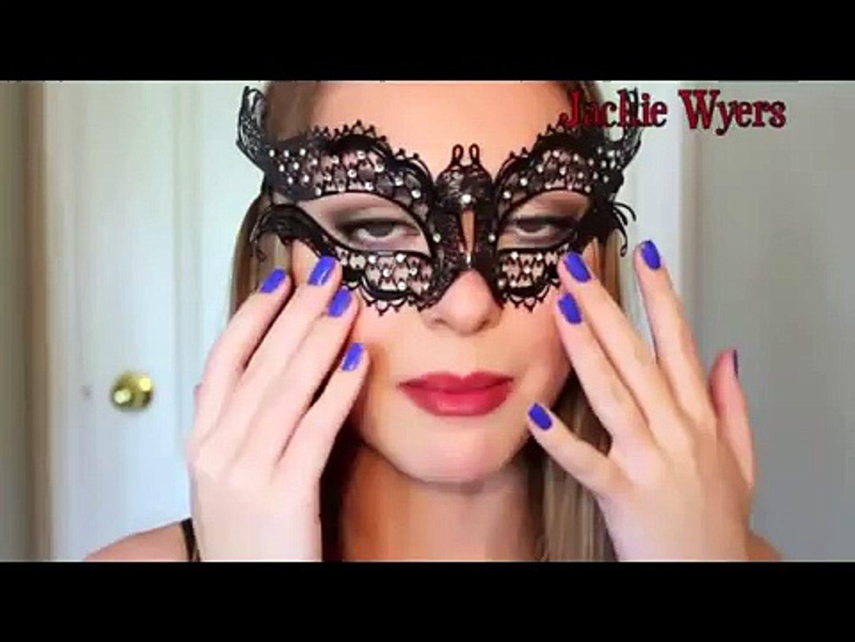 Masquerade Ball Makeup Tutorial