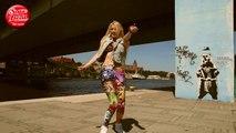 Agnieszka Save The Beat Dancehall 2015 QQ Mosquito Net Zajęcia Dancehall