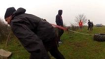 [Opale Coaching] Extreme Fitness Experience - Plateau de Gergovie - 22/03/2015