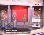 Beautiful Serbian Woman || Tv Presenter | Aleksandra Obradovic Gudelj - 13 07 2012