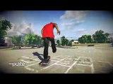 EA Skate: hippy flip{please comment}