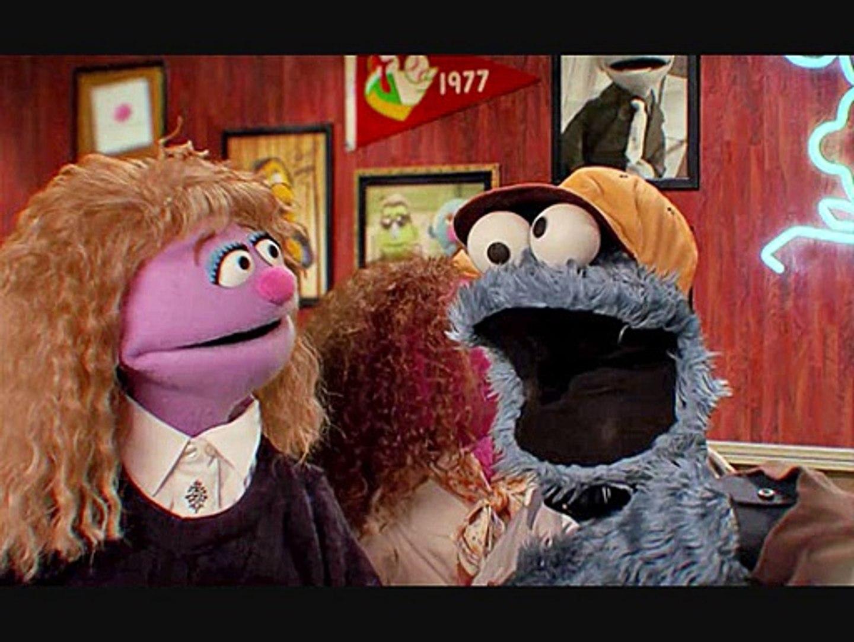 Sesame Street parodies THAT When Harry Met Sally scene