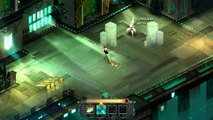 Red - Transistor 00 | Gameplay Deutsch German Let's Play