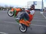 Arnaud De Reims Stunt