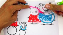 Peppa Pig Play Doh DohVinci Art Studio Design Peppa Pig with Play Doh Vinci Dibujar con Plastilina