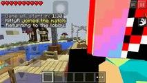 Minecraft Glitches [LBSG] - Out Of Map + Villager Cafe