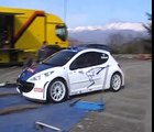 Test Peugeot 207 S2000 - Paolo Andreucci
