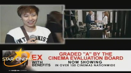 'Ex with Benefits' Now Showing! (The sexiest love story of 2015!)