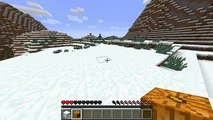 Minecraft-how to make snowman [kako da se napravi snesko na minecraft]