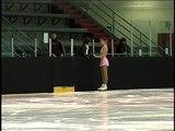 Mélodie Doré, Programme libre, Championnats de section Québec BMO Patinage Canada de 2010