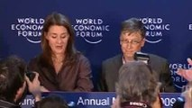 Davos Annual Meeting 2009 - Gates Foundation Press Conference