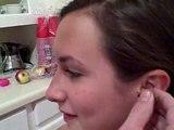 Tragus Piercing!!