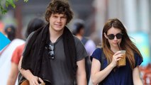 Emma Roberts and Evan Peters Spotted Holding Hands