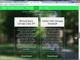 Urban Climate Project - Climate Change Resources - Esri Climate Resilience App Challenge 2014