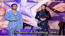 Karaoke LK Sao Không Thấy Anh Về Nén Hương Yêu Như Quỳnh Trường Vũ