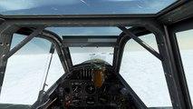IL 2  Sturmovik  Battle of Stalingrad Bf 109F 4 посадка