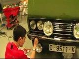 video restauracion seat 131 talleres kike