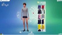 """SGCBarbierian - """"Sims 4"""" Create A Sim! Gameplay Demo (CAS Demo)"""