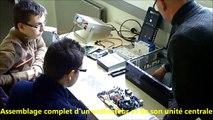 En cours en BAC Pro SEN au Lycée professionnel privé Saint Joseph de GABARRET - janvier 2014