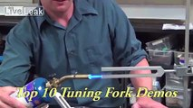 10 Amazing Experiments With Tuning Forks Will Blow Your Mind