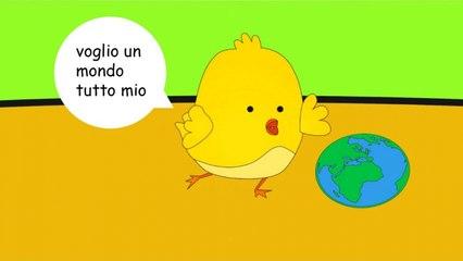 Elisa Pooli - Il pulcino, la gallina e il galletto - Tratto dall'album CantaAscuola