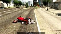 GTA 5 EPIC STUNTS FAILS GTA 5 Funny Moments & WTF  BEST FUNNY  NEW 20151
