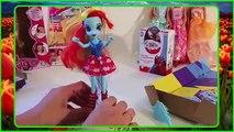 New Play Doh My Little Pony Make 'N Style Ponies Twilight Sparkle, Rainbow Dash, Pinkie Pie MLP 201