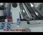 BOPP Film Slitting Machine (CPP Film, PVC, PP Film Slitting Machine)
