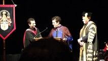 Rick Mercer McMaster University Humanities Convocation Speech