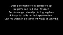 Pokemon Origins Trailer Nederlands Ondertiteld  Het Originele Pokemon