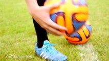 Man Utd's Juan Mata stars in six ball crossbar challenge