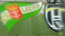 Funny football Lechia Gdansk vs Juventus 1 2 All Goals & Highlights Friendly Match 2015