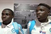 Sané/Dubois : «Le coach compte sur nous»