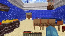MINECRAFT Little Kelly : HUNTING GHOSTS WITH SCOOBY DOO & SHARKY ADVENTURES!