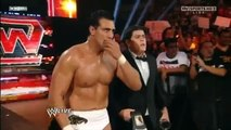 John Cena Saves Rey Mysterio WWE wrestling On Fantastic Videos