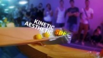 Curtin Students Rube Goldberging it: Kinetic Aesthetic 2013