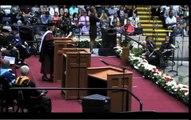 Springfield College President Mary Beth Cooper's Undergraduate Commencement Speech