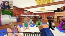 Minecraft 101 Lessons | Minecraft Kindergarten [Ep.1 Minecraft Interactive Rolep