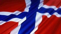 Ja, vi elsker dette landet. Norges nasjonalsang.