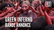 Green Inferno, Bande Annonce VOST
