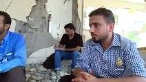 """نشطاء يدشنون مبادرة """"عدن 180"""" لحصر الأضرار التي لحقت بالمدينة"""