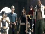 Final Fantasy VII Advent Children Holding Out For A Hero