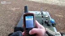 Extreme long range shot over 3000 yards cal.338 Lapua Australia