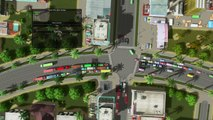 Fun with timed traffic lights – Cities: Skylines