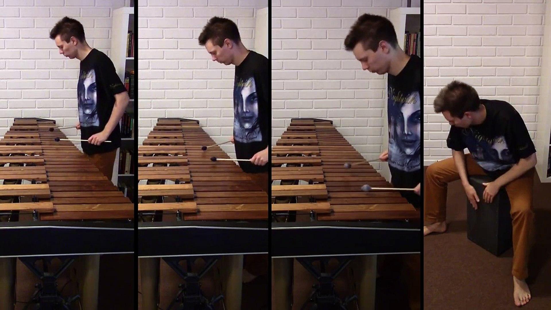 Stalker - marimba cover (Castlevania Week: cover #2)