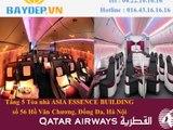 Bán vé Qatar Airways đi INDIRA GANDHI INTERNATIONAL AIRPORT, mua bán vé Qatar Airways giá rẻ