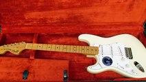joeimport@joeimport.com / Fender Jimi Hendrix Tribute Stratocaster Electric Guitar Olympic White