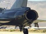 Draken Afterburner to Takeoff