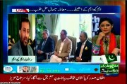 NEWSONE 10pm with Nadia Mirza with MQM Dr Farooq Sattar (04 September 2015)