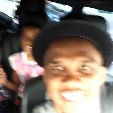 Samuel Eto'o Enjoying Good Music